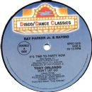 Ray Parker Jr. - It's Time To Party Now / Don't Let Go / Jump To The Beat / Stay The Night