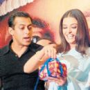 Aishwarya Rai and Salman Khan