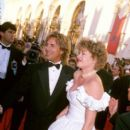 Don Johnson and Melanie Griffith At The 61st Annual Academy Awards - arrivals (1989)