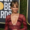 Halle Berry At The 76th Golden Globe Awards - Arrivals (2019) - 454 x 576