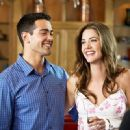 Julie Gonzalo and Jesse Metcalfe
