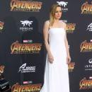 Brie Larson – 'Avengers: Infinity War' Premiere in Los Angeles - 454 x 650