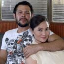 Gladys Reyes and Christopher Roxas