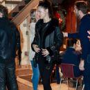 Adriana Lima – Leaving Cipriani SoHo in New York City - 454 x 681