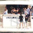 Alicia Vikander and Michael Fassbender at a Yacht in Ibiza 07/07/2017