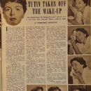 Dorothy Tutin - Picturegoer Magazine Pictorial [United Kingdom] (30 August 1952) - 454 x 597