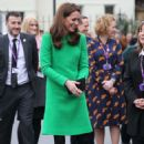 Kate Middleton – Visits Lavender Primary School in London - 454 x 680