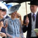 The Duke And Duchess Of Cambridge  attended the first day of Royal Ascot Day 2019 - 400 x 600