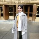 Camila Cabello – Leaves 'The Elvis Duran Z100 Morning Show' in NYC - 454 x 681