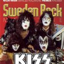 KISS - Sweden Rock Magazine Cover [Sweden] (November 2011)
