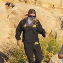 Sofia Richie – Hiking in Malibu