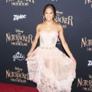 Misty Copeland – 'The Nutcracker And The Four Realms' Premiere in LA - 454 x 569
