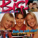 Brittany Daniel, Cynthia Daniel - Big! Magazine Cover [United States] (16 April 1997)