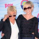 Ellen DeGeneres: Choice Comedian Winner At The 2012 Teen Choice Awards