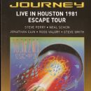 Live In Houston 1981 Escape Tour