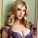 Angela Lindvall  -  Wallpaper - 454 x 256
