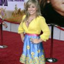 "Shawn Johnson - ""Hannah Montana The Movie"" Premiere In LA - April 2 2009"