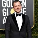 Taron Egerton At The 76th Golden Globe Awards - Arrivals (2019) - 402 x 600