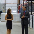 Nicole Lapin - CNBC - Behind the Scenes