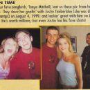 Tonya Mitchell, Justin Timberlake - 454 x 337