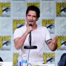 """Actor Tyler Posey attends the """"Teen Wolf"""" panel during Comic-Con International 2016 at San Diego Convention Center on July 21, 2016 in San Diego, California"""
