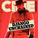 Django Unchained - Cine Magazine Cover [Serbia] (15 September 2012)