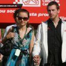 Scott Speed and Valentina Neuhauser - 454 x 303