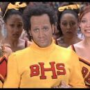 Anna Faris, Rob Schneider and Alexandra Holden in Touchstone's The Hot Chick - 2002