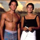 Steve Guttenberg and Tahnee Welch