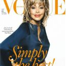 Tina Turner Vogue Germany April 2013