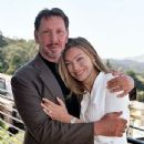 Larry Ellison and Melanie Craft