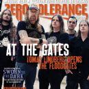 Zero Tolerance Magazine Cover [United Kingdom] (April 2014)