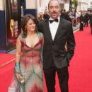 James Nesbitt and Sonia Forbes-adam