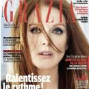 Julianne Moore - Grazia Magazine Cover [France] (12 February 2016)