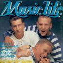 Craig Logan, Luke Goss & Matt Goss - 454 x 623