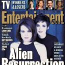Sigourney Weaver - Entertainment Weekly Magazine [United States] (5 December 1997)