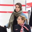 Charlotte Casiraghi – Arrives at JFK airport in New York City - 454 x 681