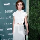 Alison Brie – CFDA Variety and WWD Runway to Red Carpet in LA - 454 x 695