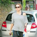Kara Tointon – Out and about in North London - 454 x 531