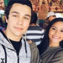 Austin Mahone and Katya Henry - 454 x 313