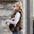 Kelly Rohrbach Out for shopping in St. Moritz - 454 x 681