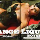 Angelique Boyer - Hombre - December 2008