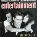 Luke Perry - Entertainment Weekly Magazine [United States] (6 September 1991)