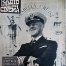Alec Guinness - Radio Cinéma Télévision Magazine Cover [France] (16 March 1958)