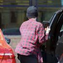 Rooney Mara out shopping in Los Feliz