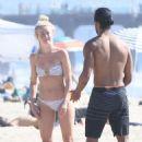 Julianne Hough in Bikini at Newport Beach