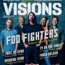 Foo Fighters - VISIONS Magazine Cover [Germany] (November 2014)