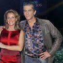 Alexandra Lencastre and Nuno Homem de Sá