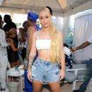 Iggy Azalea – Fenty x Puma Coachella Party in Indio