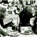 Elizabeth Perkins and Jon Bon Jovi